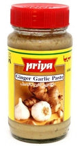 PRIYA GINGER/GARLIC PASTE 300G