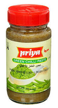 PRIYA GREEN CHILI PASTE 300G