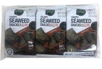 Seaweed Snacks BBQ (15g) (CJ)스낵김불고기 (15g) - Mabrook