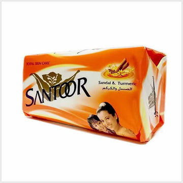 SANTOOR TOTAL SKIN CARE SOAP 175GM