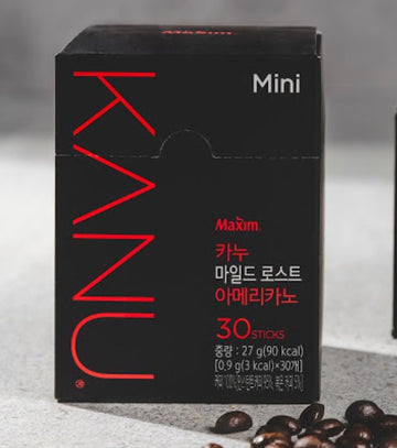 Kanu Coffee (Maxim) 카누마일드 (27g)