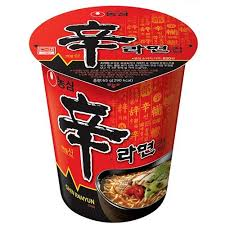 Special Offer : Shinramen Cup Noodle(65g) (농)신라면컵 (65g)
