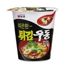 Fried Udong Cup Noodle(62g) (농)튀김우동컵 (62g) - Mabrook