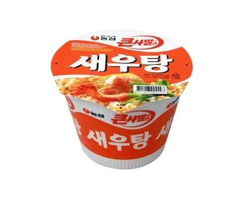 Shrimp Cup Noodle(115g) 새우탕사발 (115g) - Mabrook