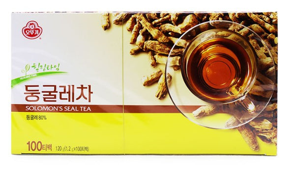 Solomon''s Seal Tea (1.2g/100) (오)둥글레차 (1.2g/100) - Mabrook