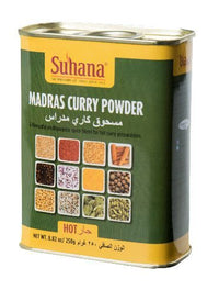 Suhana Hot Madras Curry Powder - Mabrook