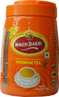 WAGHBAKRI PREMIUM TEA JAR 900GM