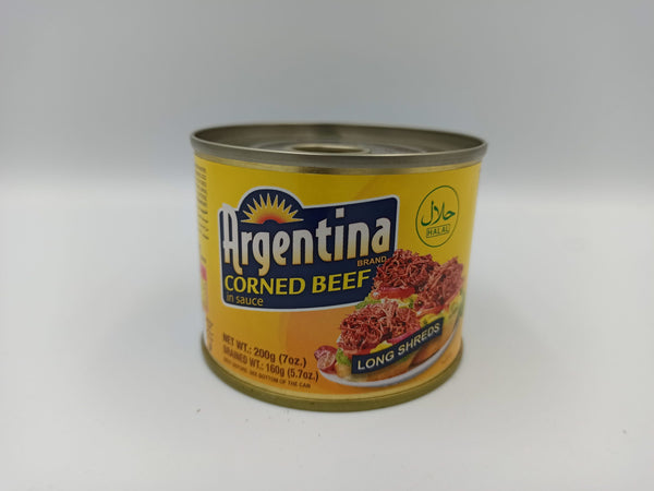 SPECIAL OFFER : ARGENTINA CORNED BEEF 200GM - Mabrook