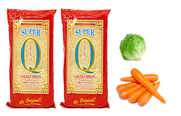 SPECIAL OFFER : 2 SUPER 2 BIHON 227 G, 500 GM CABBAGE,500 GM CARROT