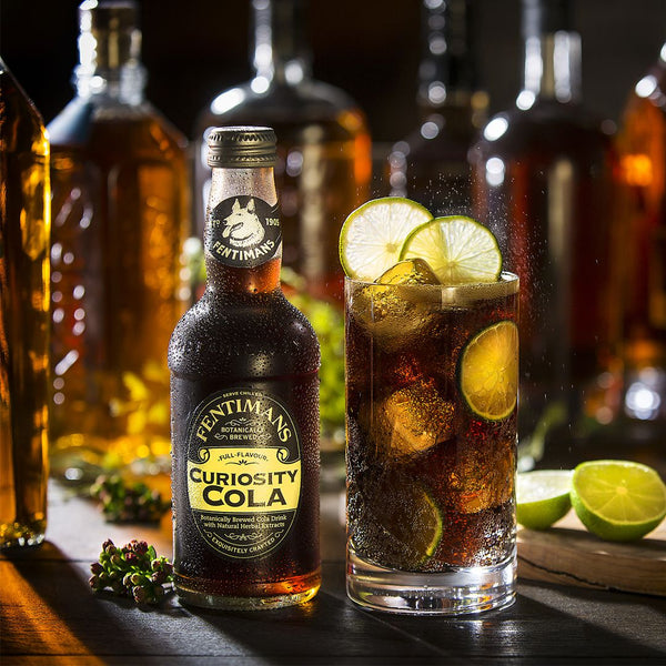 BOTANICALLY BREWED FENTIMANS  CURIOSITY COLA  275 ML - Mabrook