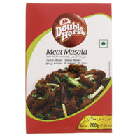 DOUBLE HORSE MEAT MASALA 200 GM - Mabrook