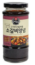GALBI  SAUCE FOR BEEF 500 G