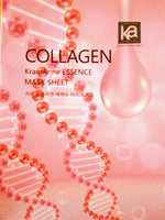 10 Sheets KramAnne Collagen Essence mask - Made in KOREA - Mabrook