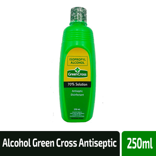 Green Cross 70%  Solution Antiseptic Disinfectant  -Limited Stock - Mabrook