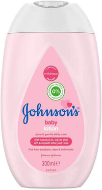 JOHNSON'S BABY SOFT LOTION 200 ML / 300 ML - Mabrook