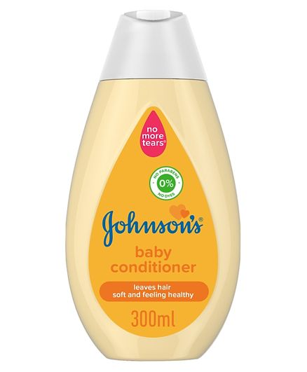 JOHNSON'S BABY CONDITIONER 300 ML - Mabrook
