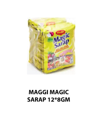 Special Offer : Maggi Magic Sarap 12 * 8 gm