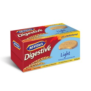 McVities Digestive Light