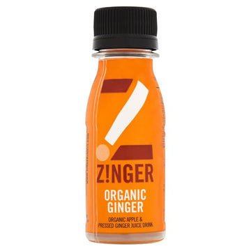 ZINGER ORGANIC GINGER  SHOT 70 ML