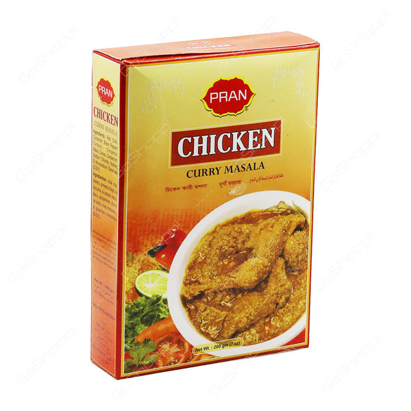Pran Chicken Curry Masala - 200 gm - Mabrook