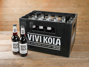 VIVI KOLA - SWISS ORIGIN 330 ML
