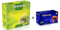 Alokozay Green Tea 100 Bags + 25 Earl Grey Free