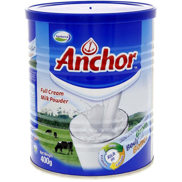 Anchor Milk Powder Tin - Mabrook