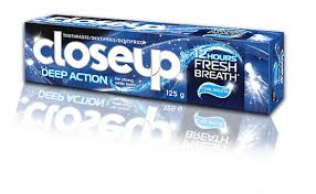 Close up Toothpaste - Mabrook