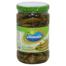 Namkin Pickle - 4 yummy flavours