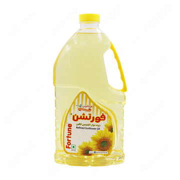 FORTUNE REFINED SUNFLOWER OIL 1.8LTR