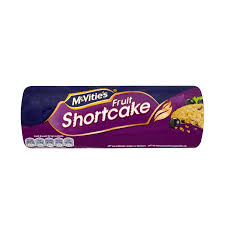 MCVITIES FRUIT SHORT CAKE 200GM