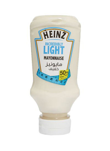 Heinz Mayonnaise Incredibly Light 400 g