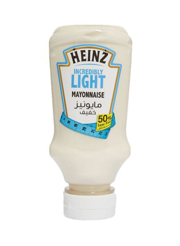 Heinz Mayonnaise Incredibly Light 400 g - Mabrook