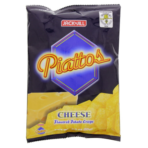 SPECIAL OFFER :  JACK N JILL PIATTOS CHEESE 85G