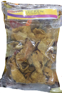 La Pinoy Chicken Skin Chips - Mabrook
