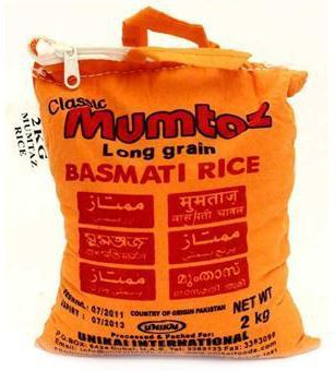Mumtaz Large Grain Basmati Rice (Abudhabi and Dubai only)