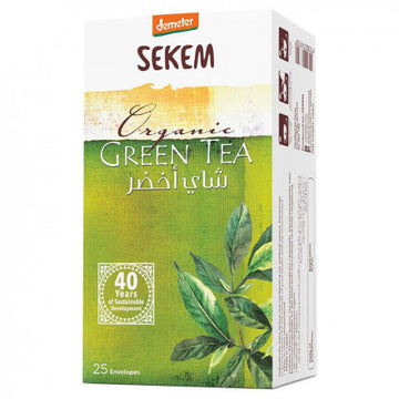 ORGANIC TEA BAG GREEN TEA