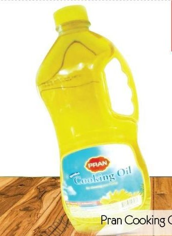 Pran Cooking oil 1.8 ltr - Mabrook