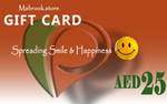 Gift Card - Mabrook