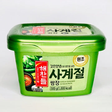 SPECIAL OFFER : SSamjang Seasoned Soybean paste 500 g