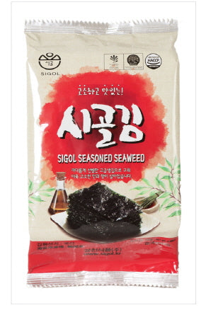 SPECIAL OFFER : Seaweed Roasted Laver (시골)도시락김 (6/4g)