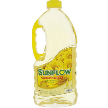 Sunflow Sunflower oil