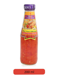 THAI CHOICE THAI SWEET CHILLI SAUCE 200ML
