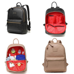 small diaper bag backpack