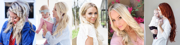 5 Mommy Bloggers