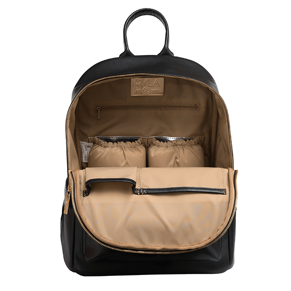 RYLA Ready - Black Diaper Bag Backpack