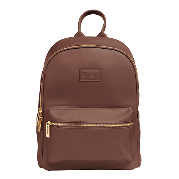 RYLA Ready - Fall Brown Diaper Bag Backpack