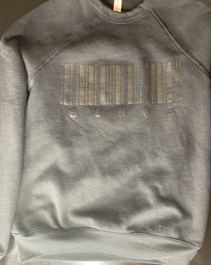 BINGE Barcode Sweatshirt (MORE COLORS)