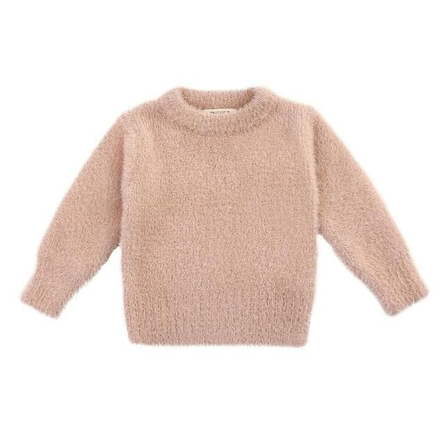 PLUSH SWEATER [MORE COLORS]