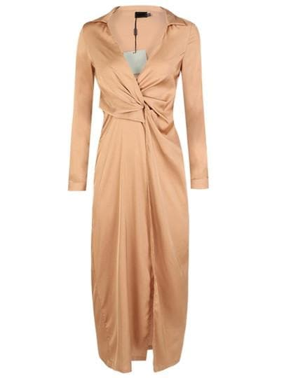 WRAP MAXI DRESS - Binge Online Boutique